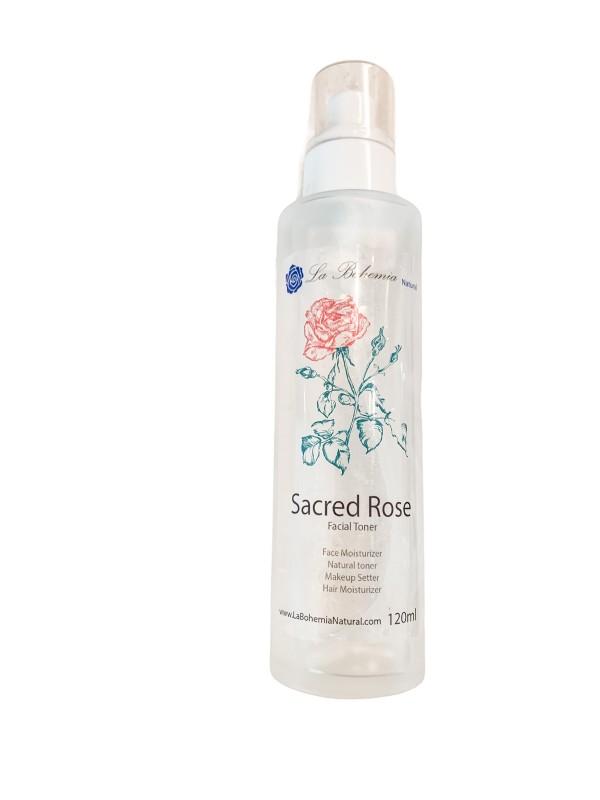 Sacred Rose Face Moisturizer Organic